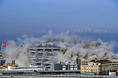 Historic Kingdome Implosion