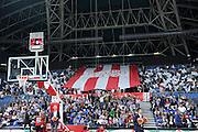 DESCRIZIONE : Pesaro Lega A 2012-13 Scavolini Banca Marche Pesaro Umana Venezia<br /> GIOCATORE : tifosi<br /> CATEGORIA : tifosi curva<br /> SQUADRA : Scavolini Banca Marche Pesaro <br /> EVENTO : Campionato Lega A 2012-2013 <br /> GARA : Scavolini Banca Marche Pesaro Umana Venezia<br /> DATA : 13/10/2012<br /> SPORT : Pallacanestro <br /> AUTORE : Agenzia Ciamillo-Castoria/C.De Massis<br /> Galleria : Lega Basket A 2012-2013  <br /> Fotonotizia : Pesaro Lega A 2012-13 Scavolini Banca Marche Pesaro Umana Venezia<br /> Predefinita :