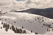 Vail Ski Area, Colorado