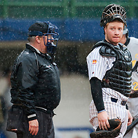 Baseball - European Cup 2009 - Nettuno (Italy) - 01/04/2009 - L&D Amsterdam v Rouen Baseball '76 - David Gauthier