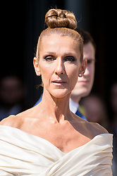 Celine Dion leaving her hotel to Alexandre Vauthier fashion show during Haute Couture Fall/Winter 2019-2020 in Paris on July 02, 2019. Photo by Nasser Berzane/ABACAPRESS.COM