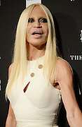 Sept. 5, 2014 - New York, NY, USA - <br /> <br /> Donatella Versace attending the Harper's Bazaar ICONS Celebration at The Plaza Hotel on September 5, 2014 in New York City<br /> ©Exclusivepix