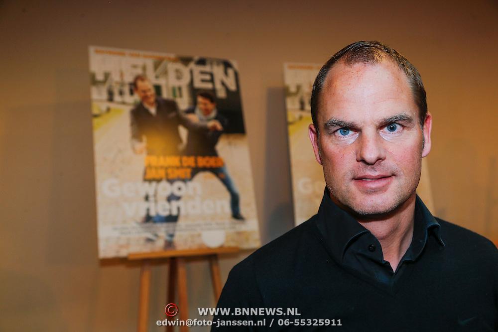 NLD/Volendam/20130208 - Presentatie Helden 17, Frank de Boer
