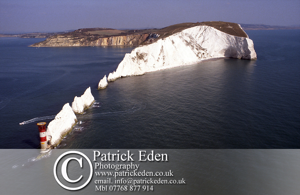 The Needles Aerial Isle of Wight Photographs of the Isle of Wight by photographer Patrick Eden photography photograph canvas canvases