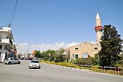 Turkish Moque Limassol Old Town, Cyprus