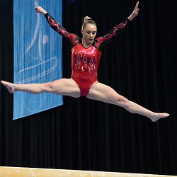 World Cup Gymnastics   Melbourne   23 February 2017