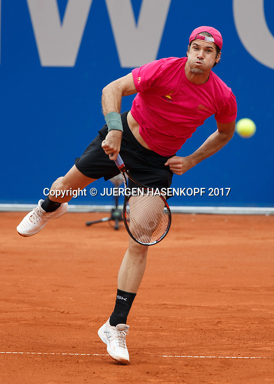 TOMMY HAAS (GER)<br /> <br /> Tennis - BMW Open2017 -  ATP  -  MTTC Iphitos - Munich -  - Germany  - 1 May 2017.