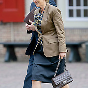 NLD/Apeldoorn/20110913 - Prinses Margriet ontvangt erebestuur Internationaal Paralympisch Comite, Prinses Astrid van Belgie