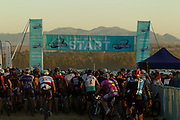 Images taken during the Cape Town Cycle tour MTB challenge 2015 held on the 1st of March at Le Bonheur wine farm near Stellenbosch. Image by Greg Beadle