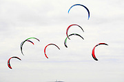 21/8/2011. Kitesurfing festival Duncannon Beach, Co Wexford. Photo Patrick Browne