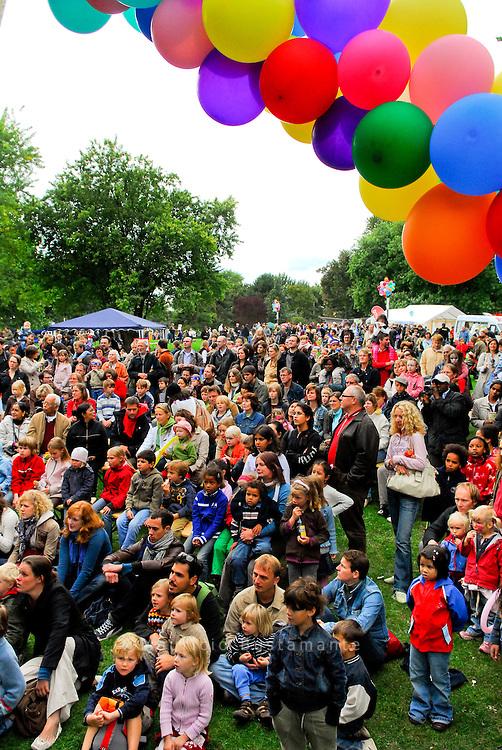Internationales Musik Theaterfestival,KinderKinder, Weltkinderfest, Wallanlage,