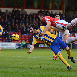 Walsall v Brentford | League One | 18 January 2014