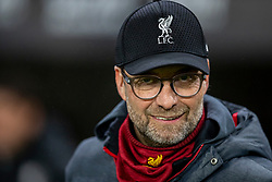 WOLVERHAMPTON, ENGLAND - Thursday, January 23, 2020: Liverpool's manager Jürgen Klopp before the FA Premier League match between Wolverhampton Wanderers FC and Liverpool FC at Molineux Stadium. (Pic by David Rawcliffe/Propaganda)