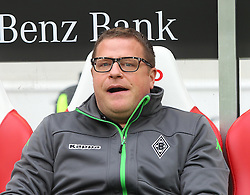 26.09.2015, Mercedes Benz Arena, Stuttgart, GER, 1. FBL, VfB Stuttgart vs Borussia Moenchengladbach, 7. Runde, im Bild Sportdirektor Max Eberl ( Borussia Moenchengladbach ) // during the German Bundesliga 7th round match between VfB Stuttgart and Borussia Moenchengladbach at the Mercedes Benz Arena in Stuttgart, Germany on 2015/09/26. EXPA Pictures © 2015, PhotoCredit: EXPA/ Eibner-Pressefoto/ Langer<br /> <br /> *****ATTENTION - OUT of GER*****
