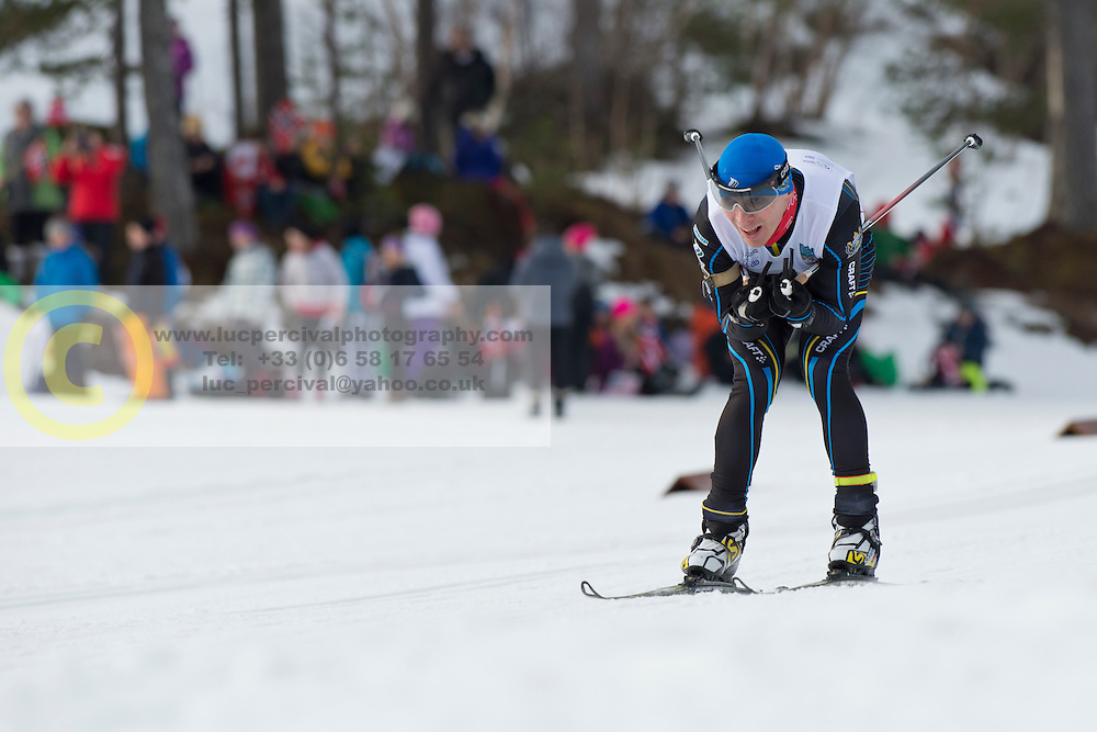 , UKR, Short Distance Biathlon, 2015 IPC Nordic and Biathlon World Cup Finals, Surnadal, Norway
