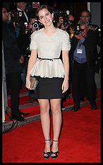 Emma Watson at My Week with Marilyn premiere