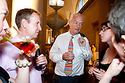 JON SNOW, Tate Summer Party. Celebrating the opening of the  Fiona Banner. Harrier and Jaguar. Tate Britain. Annual Duveens Commission 29 June 2010. -DO NOT ARCHIVE-© Copyright Photograph by Dafydd Jones. 248 Clapham Rd. London SW9 0PZ. Tel 0207 820 0771. www.dafjones.com.