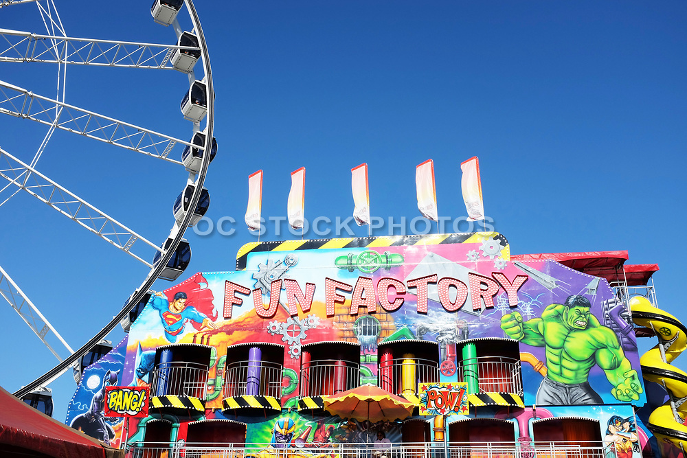 Orange County Fair Park Rides
