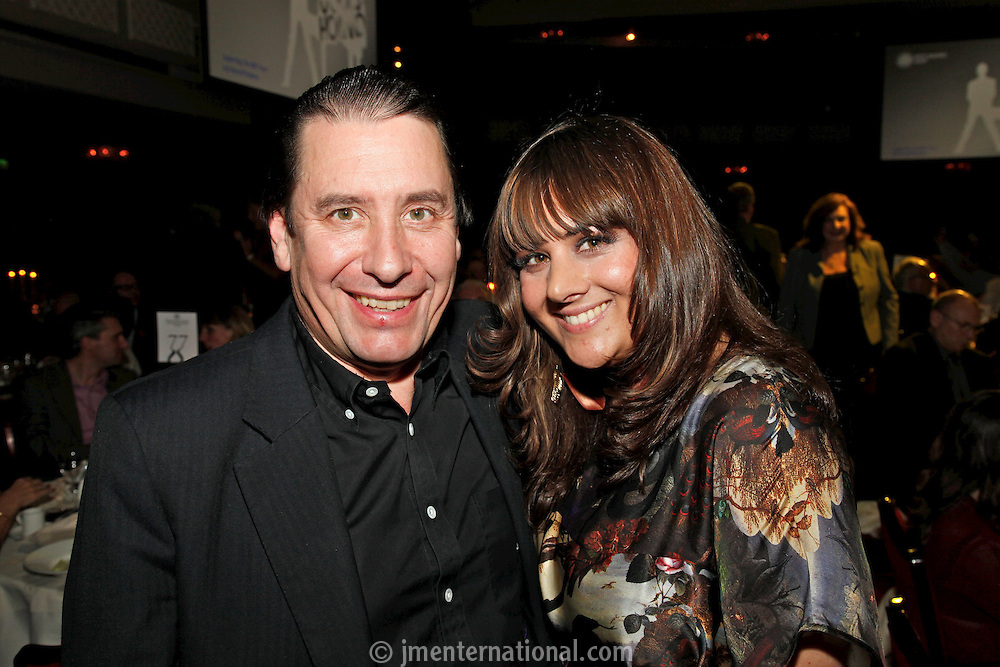 Jools Holland and Rumer, the 2011 MITs Award. Held at the Grosvenor Hotel London in aid of Nordoff Robbins and the BRIT School. Monday, Nov.7, 2011