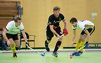 VIANEN -  Robbert Tigges, Zaalhockey Amsterdam-Victoria heren.  COPYRIGHT KOEN SUYK