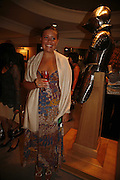 Ingrid Ugland, Gala champagne reception and dinner in aid of CLIC Sargent.  Grosvenor House Art and Antiques Fair.  Grosvenor House. Park Lane. London. 14 June 2006. ONE TIME USE ONLY - DO NOT ARCHIVE  © Copyright Photograph by Dafydd Jones 66 Stockwell Park Rd. London SW9 0DA Tel 020 7733 0108 www.dafjones.com