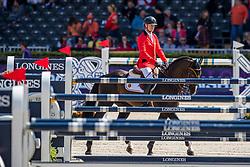 Guery Jerome, BEL, Quel Homme de Hus<br /> European Championship Jumping<br /> Rotterdam 2019<br /> © Hippo Foto - Dirk Caremans