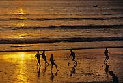 Agadir. Taghazaout  beach.