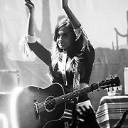 Kacey Musgraves performs at 930 Club on March 26, 2015