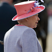 Windsor May 16 HM The Queen during a presentation at the Royal Windsor Horse Show 2009...***Standard Licence  Fee's Apply To All Image Use***.Marco Secchi /Xianpix. tel +44 (0) 845 050 6211. e-mail ms@msecchi.com or sales@xianpix.com.www.marcosecchi.com