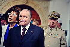 Algerian Army Chief Wants President Declared Unfit To Lead - 27 Mar 2019