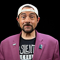 HOLD FOR WIRE. Kevin Smith poses for a portrait at the Associated Press Los Angeles bureau on Wednesday, Sept. 25, 2019, in Los Angeles. (Photo by Willy Sanjuan/Invision/AP)
