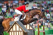 Emanuel Andrade - Hardrock Z<br /> Alltech FEI World Equestrian Games™ 2014 - Normandy, France.<br /> © DigiShots