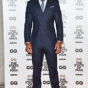 Anthony Joshua Arrivers at GQ 30th Anniversary celebration at Sushisamba, The Market, Convent Garden on 29 October 2018.