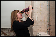 MARY-ROSE BRADY, KALEIDOSCOPE edition by  Yinka Shonibare-MBE  studio launch, Multiple Store,  Dalston,  2 October 2014.