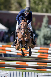 Schuttert Frank, (NED), Winchester HS<br /> CSIO 5* Spruce Meadows Masters - Calgary 2016<br /> © Hippo Foto - Dirk Caremans<br /> 07/09/16