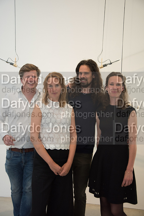 STUDIO DRIFT; LUCAS VAN OOTRAM; LOMELIE GORATYN, RALPH NANTA; MARIA VERA VAN EMBDEN ANDRES, Mollie Dent-Brocklehurst and Mark Davy host an evening in celebration of Future/Pace. London SW6, May 22 2018