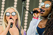 Clean Bandit plays the Wireless festival, Finsbury Park, London, UK