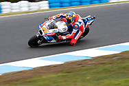 PHILLIP ISLAND, VIC - OCTOBER 27: Alma Pramac Racing Ducati rider Jack Miller (43) in morning practice during The 2018 Australian MotoGP at The Phillip Island Circuit in Victoria, Australia on October 27, 2018. (Photo by Speed Media/Icon Sportswire)
