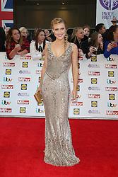 Camilla Kerslake, Pride of Britain Awards, Grosvenor House Hotel, London UK. 28 September, Photo by Richard Goldschmidt /LNP © London News Pictures