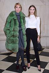 PFW Christian Dior Photocall - 27 Feb 2018