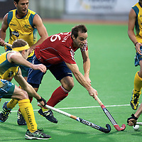 MELBOURNE - Champions Trophy men 2012<br /> Australia v England 2-0<br /> foto: Nick Catlin.<br /> FFU PRESS AGENCY COPYRIGHT FRANK UIJLENBROEK