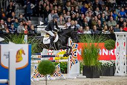 Wijnen Alixe, BEL, Cara DJ<br /> JIM Maastricht 2019<br /> Limmy Middag Euregio Jumping Ponies<br /> © Hippo Foto - Dirk Caremans<br />  09/11/2019
