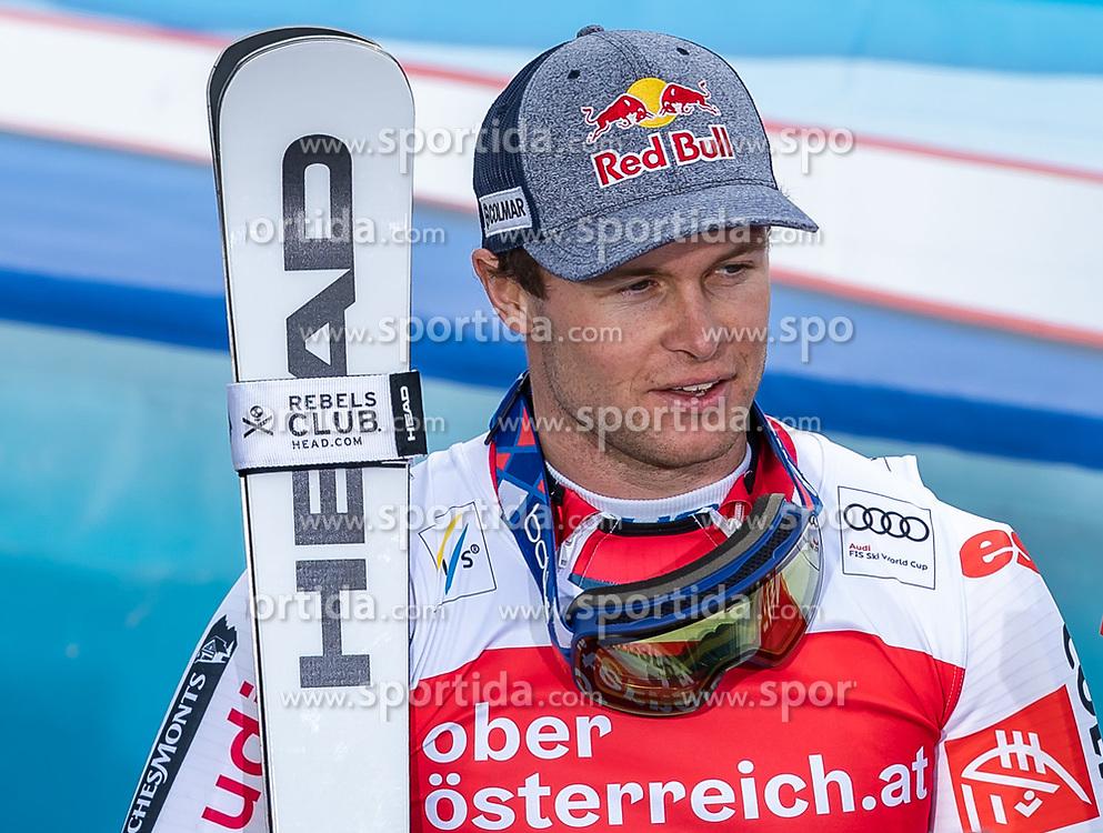 02.03.2020, Hannes Trinkl Weltcupstrecke, Hinterstoder, AUT, FIS Weltcup Ski Alpin, Riesenslalom, Herren, 2. Lauf, im Bild Alexis Pinturault (FRA, 1. Platz) // winner Alexis Pinturault of France after his 2nd run of men's Giant Slalom of FIS ski alpine world cup at the Hannes Trinkl Weltcupstrecke in Hinterstoder, Austria on 2020/03/02. EXPA Pictures © 2020, PhotoCredit: EXPA/ Johann Groder