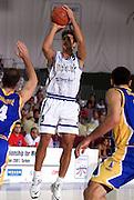 Eurobasket Turchia 2001 <br /> Italia-Bosnia<br /> Gianluca Bsile