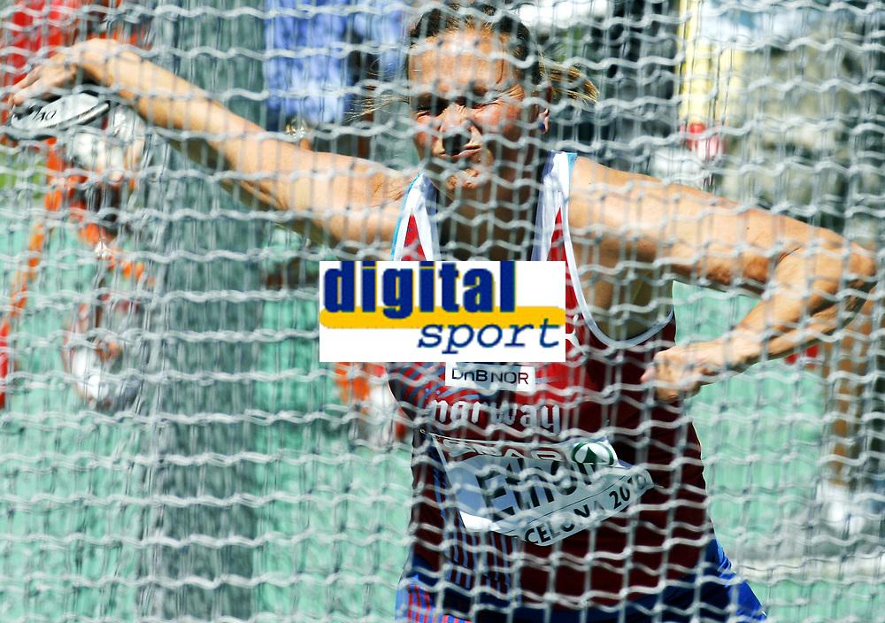Friidrett, 27. juli  2010 ,<br /> EM Barcelona<br /> <br /> European Athletics Championships<br /> Barcelona<br /> <br /> Grete Etholm , Norge<br /> <br /> Foto: Anders Hoven , Digitalsport