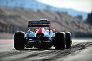 Timo Glock (GER) drives the Marussia F1 Team MR01 Formula One Testing, Circuit de Catalunya, Barcelona, Spain, World Copyright: Jamey Price