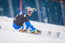 Coratti Edwin during the FIS snowboarding world cup race in Rogla (SI / SLO) | GS on January 20, 2018, in Jasna Ski slope, Rogla, Slovenia. Photo by Urban Meglic / Sportida