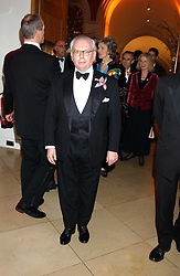 Historian DAVID STARKEY at a fundraising gala to celebrate 150 years of The National Portrait Gallery, at the NPG, St.Martin's Place, London on 28th February 2006.<br /><br />NON EXCLUSIVE - WORLD RIGHTS