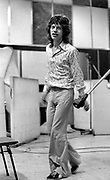 Rolling Stones - Mick Jagger - Dynamic Sounds Studio, Kingston, Jamaica,1973