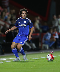 Fabio of Cardiff City - Mandatory by-line: Paul Terry/JMP - 07966386802 - 31/07/2015 - SPORT - FOOTBALL - Bournemouth,England - Dean Court - AFC Bournemouth v Cardiff City - Pre-Season Friendly